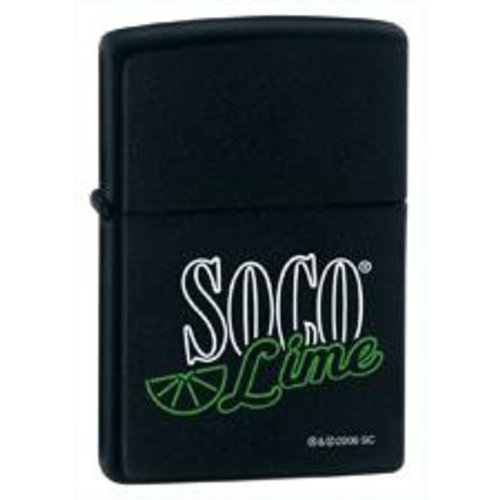 Aansteker Zippo Southern Comfort Soco Lime