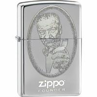 Lighter Zippo Founder