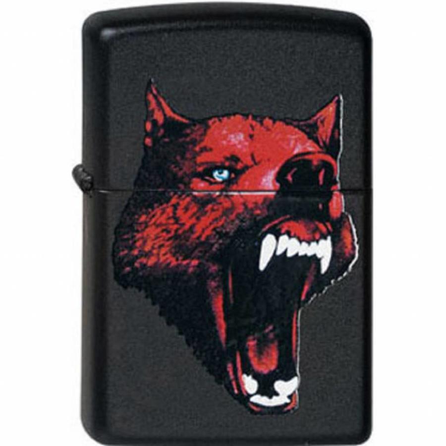Aansteker Zippo Were Wolf