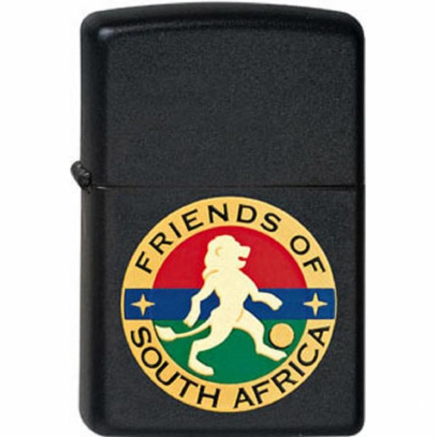Aansteker Zippo Friends of South Africa