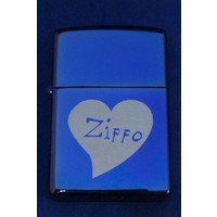 Lighter Zippo Heart