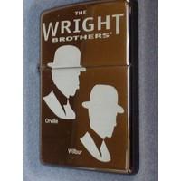 Aansteker Zippo Wright Brothers Silhouette