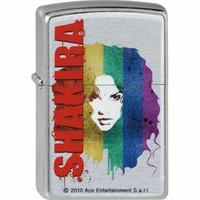 Aansteker Zippo Shakira Rainbow