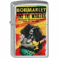 Lighter Zippo Bob Marley and the Wailers