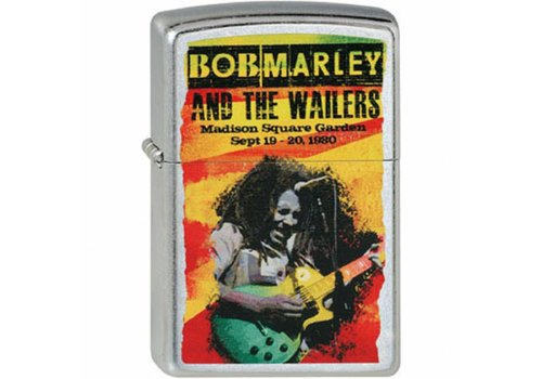 Aansteker Zippo Bob Marley and the Wailers