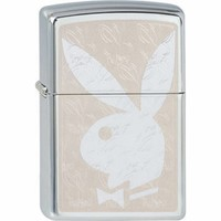 Lighter Zippo Playboy Hidden Design