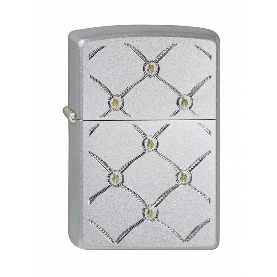 Aansteker Zippo Metal Dots