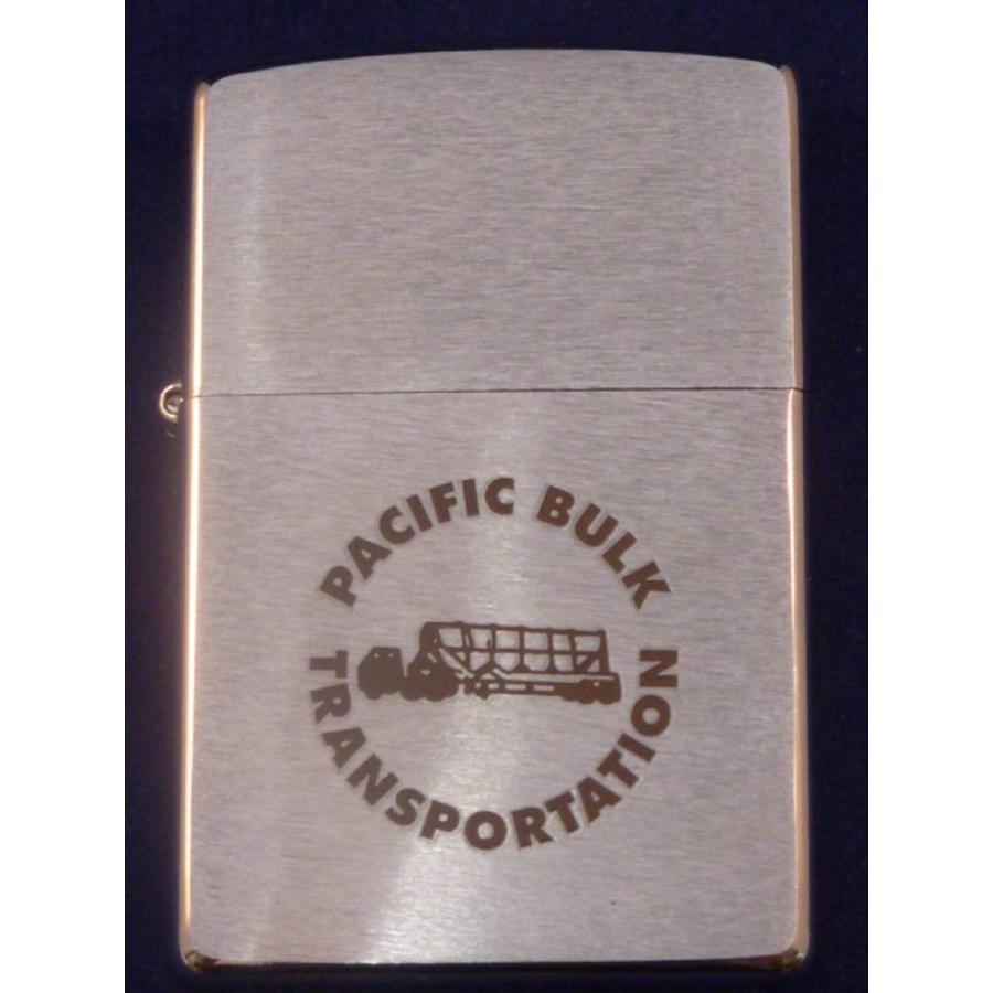 Lighter Zippo Truck Pacific Bulk Transportation