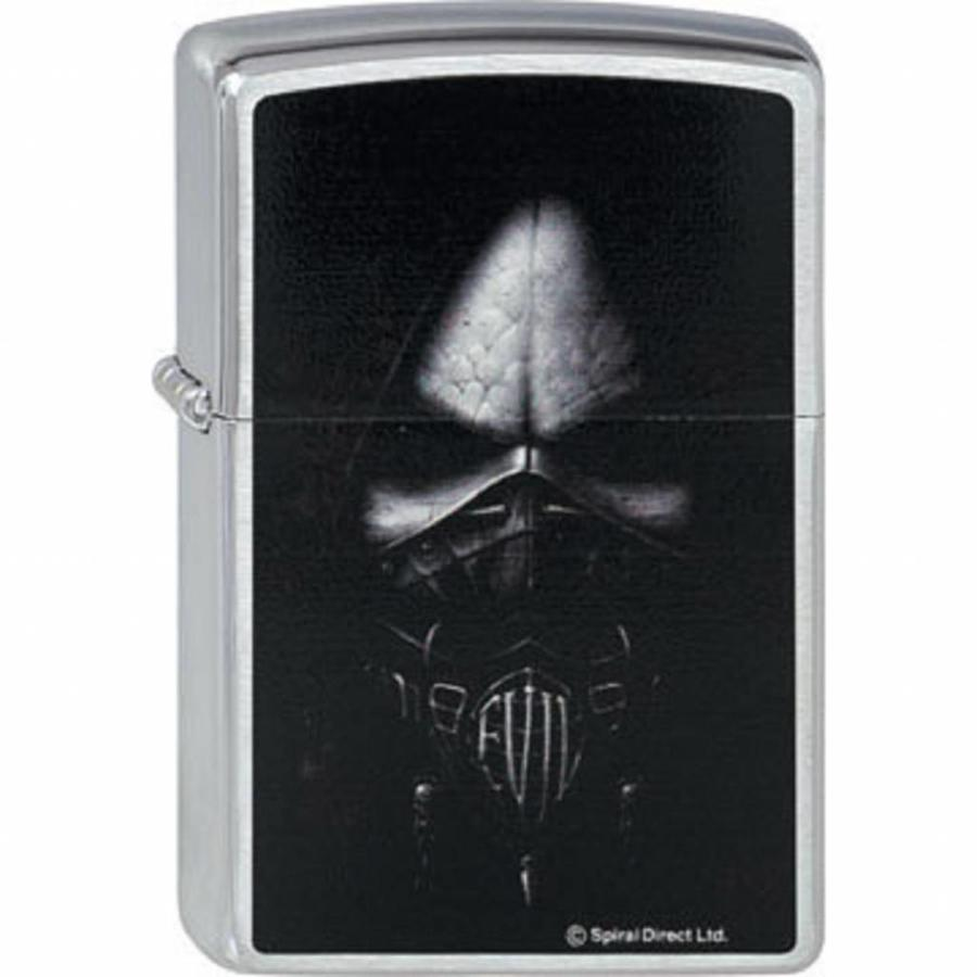Lighter Zippo Spiral Direct Collection Evil
