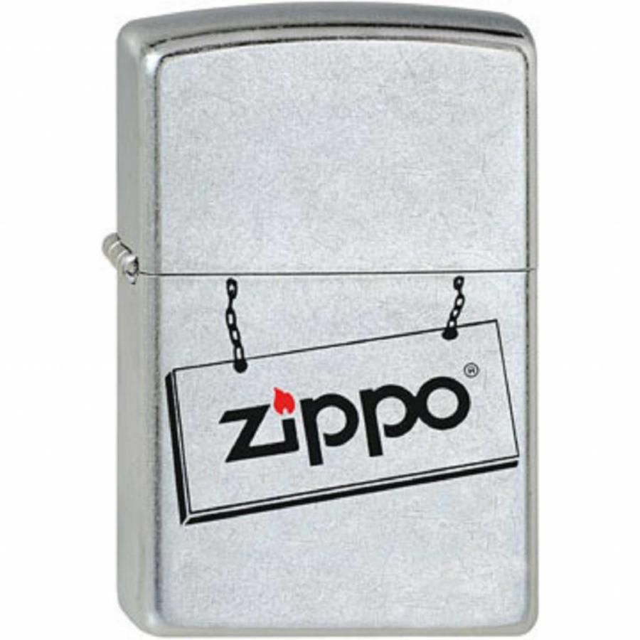 Aansteker Zippo Sign