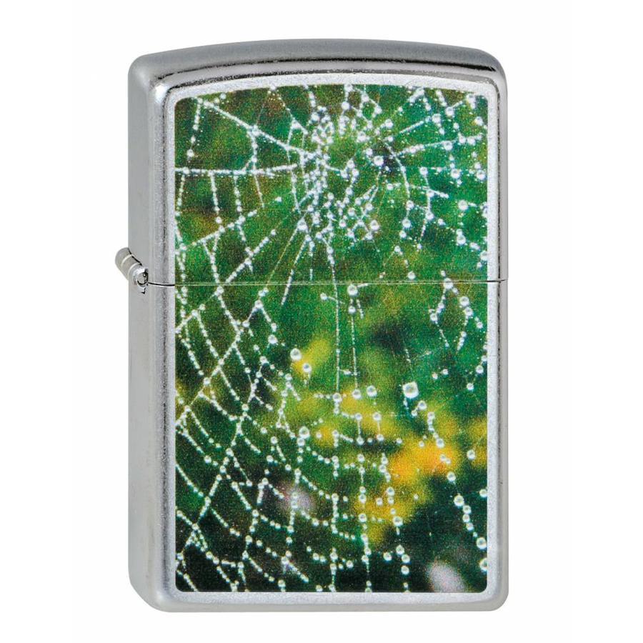 Aansteker Zippo Spider Web Rain Drops