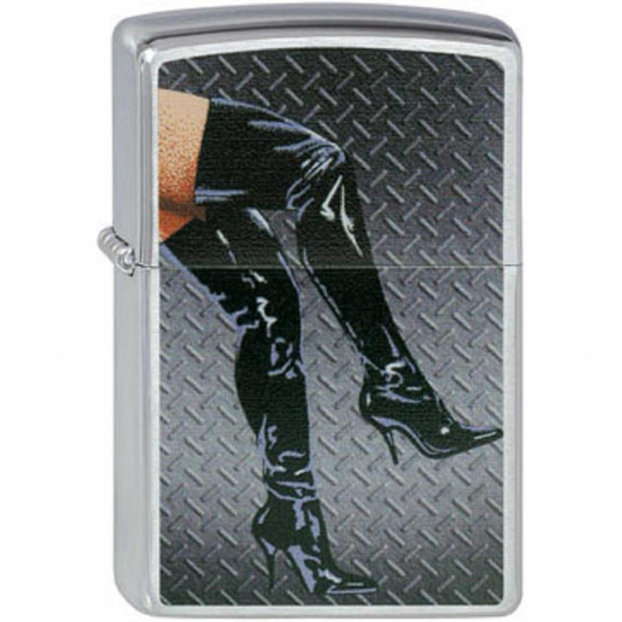 Aansteker Zippo Legs in Boots