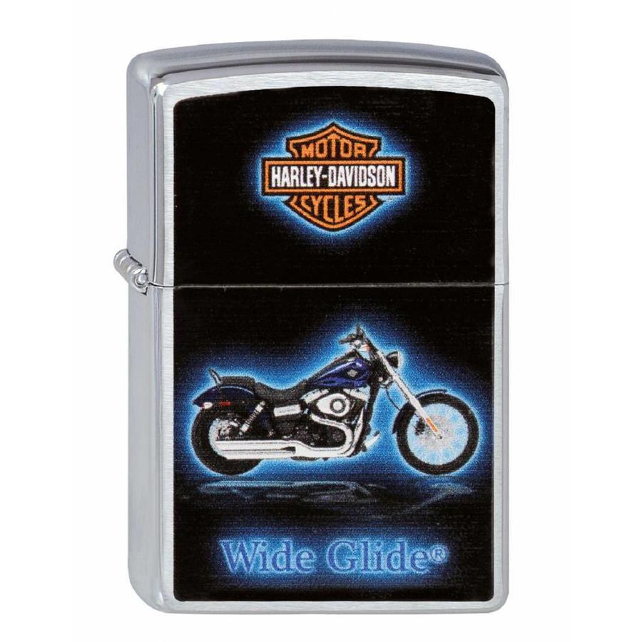 Lighter Zippo Harley Davidson Wide Glide