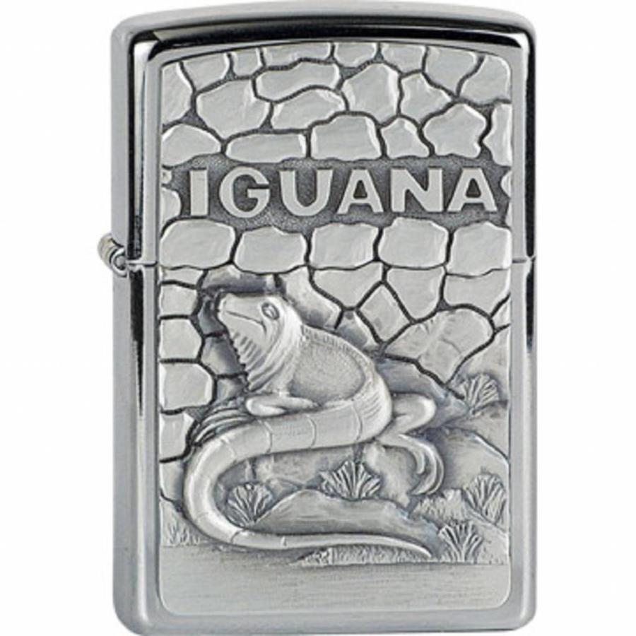 Lighter Zippo Iguana