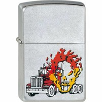 Aansteker Zippo Blaze the Way