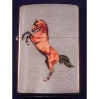 Lighter Zippo Horse Rearing