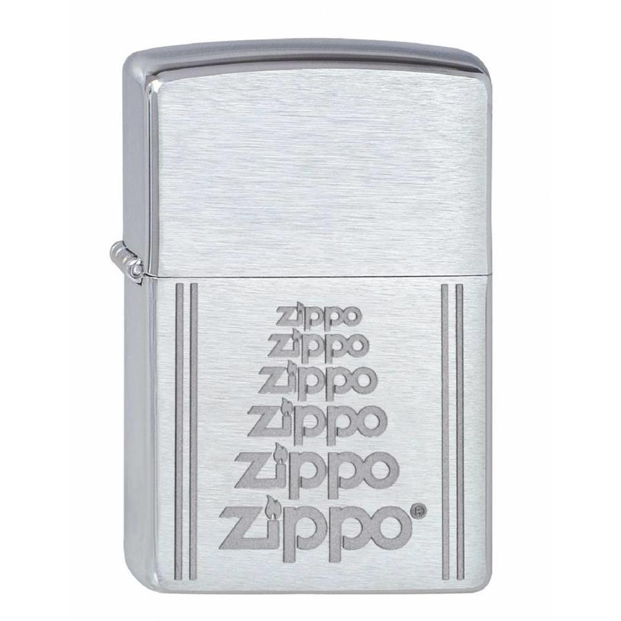 Aansteker Zippo with Lines