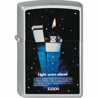 Aansteker Zippo Light Years Ahead