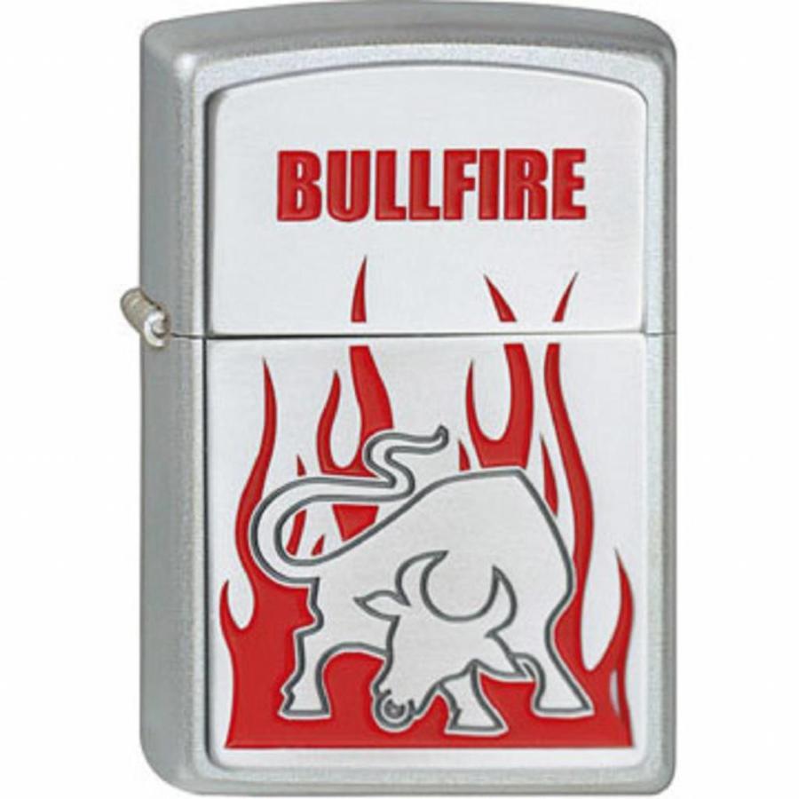 Lighter Zippo Bullfire