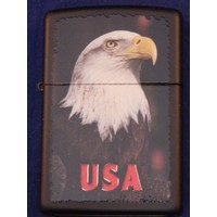 Lighter Zippo Special of the Month April 2013 Eagle
