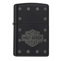Aansteker Zippo Harley Davidson Stud Logo