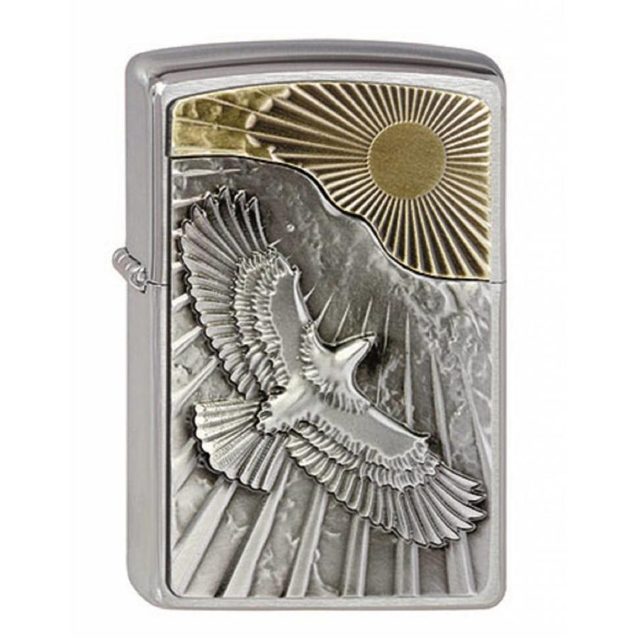 Lighter Zippo Eagle Sun Fly