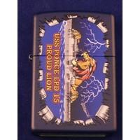 Aansteker Zippo USS Ponce LPD 15 Proud Lion