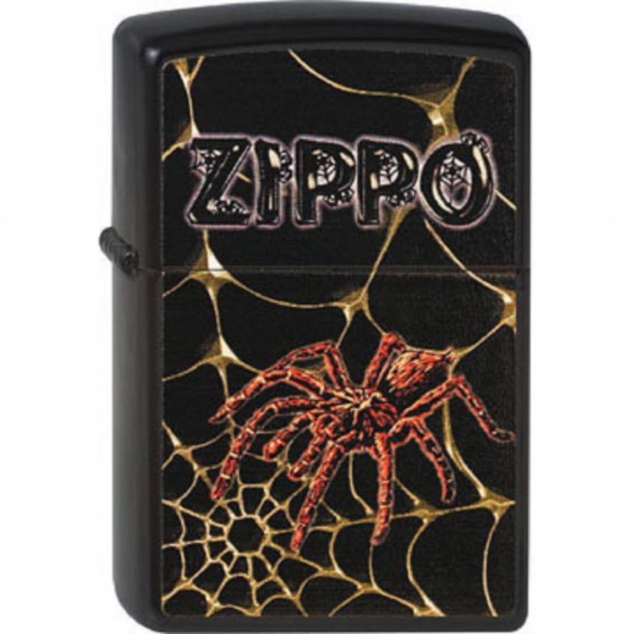 Lighter Zippo Web & Spider