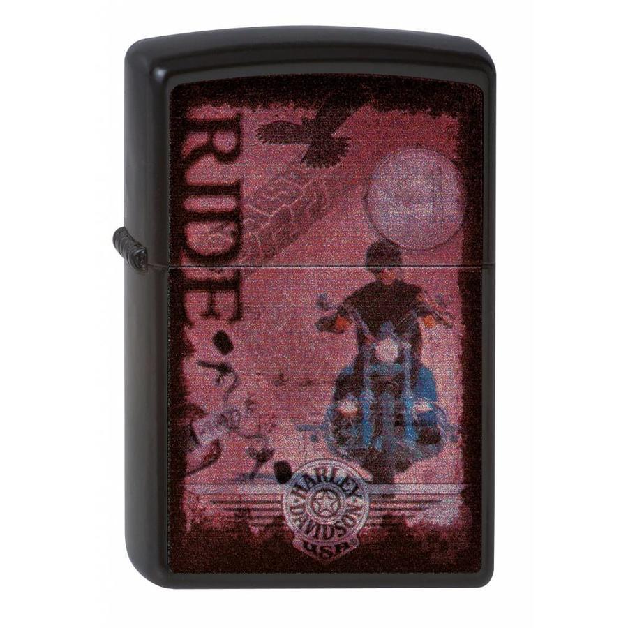 Aansteker Zippo Harley Davidson Bike