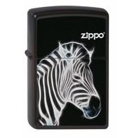 Lighter Zippo Fractal Zebra
