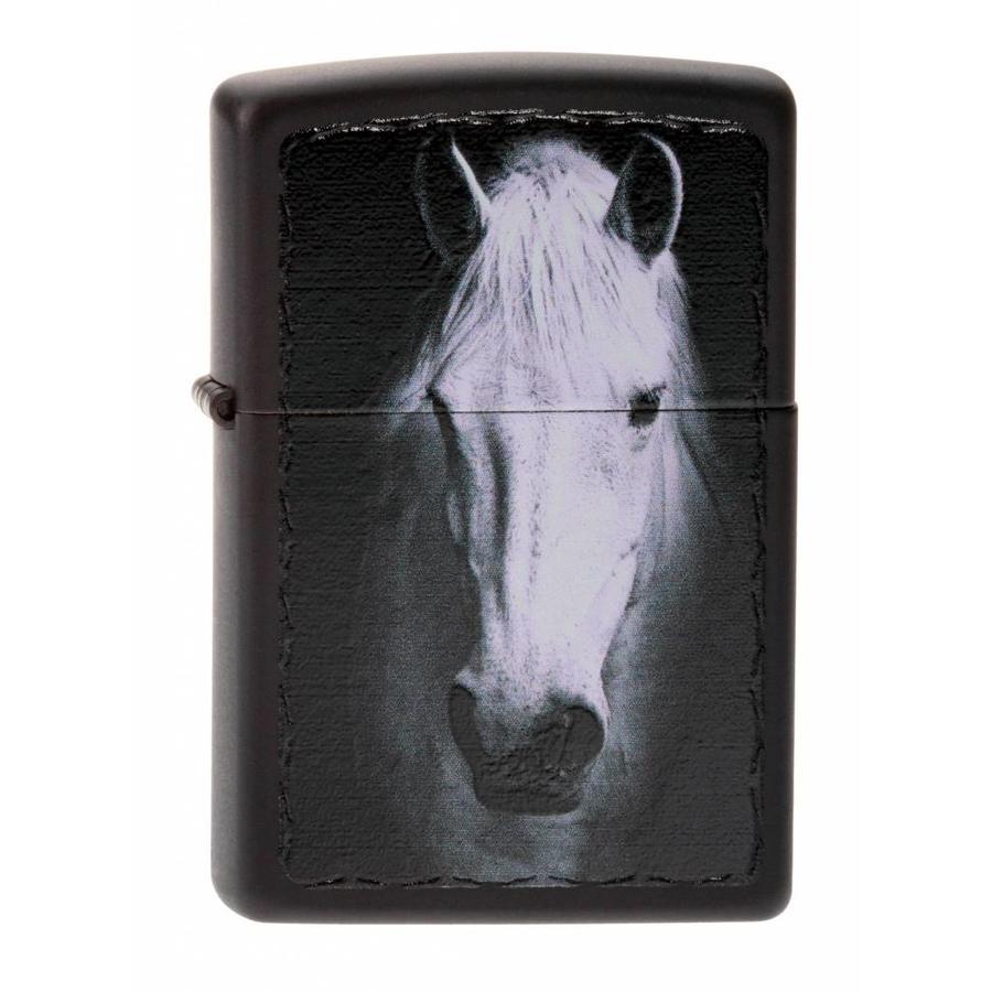 Aansteker Zippo White Horse
