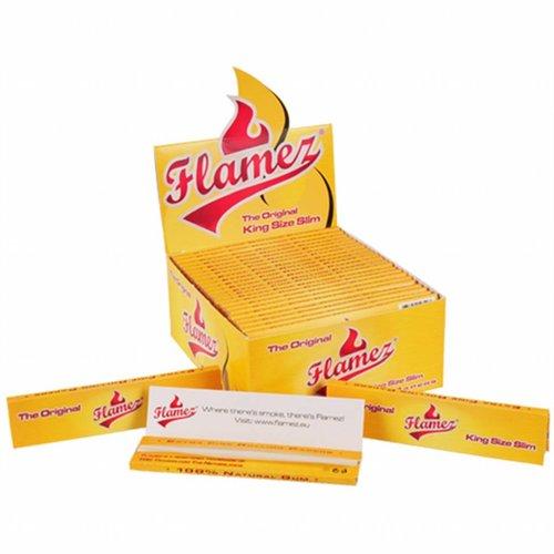Flamez Kingsize Vloei Slim Box