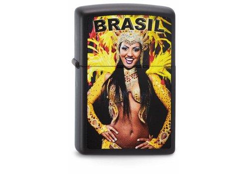 Aansteker Zippo Samba Dancer Brasil
