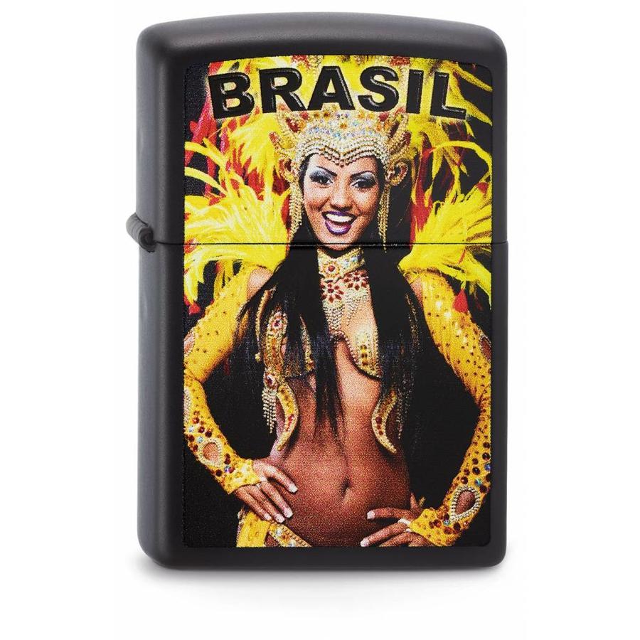 Lighter Zippo Samba Dancer Brasil