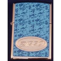 Lighter Zippo Logo Design