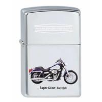 Lighter Zippo Harley Davidson Dyna Super Glide