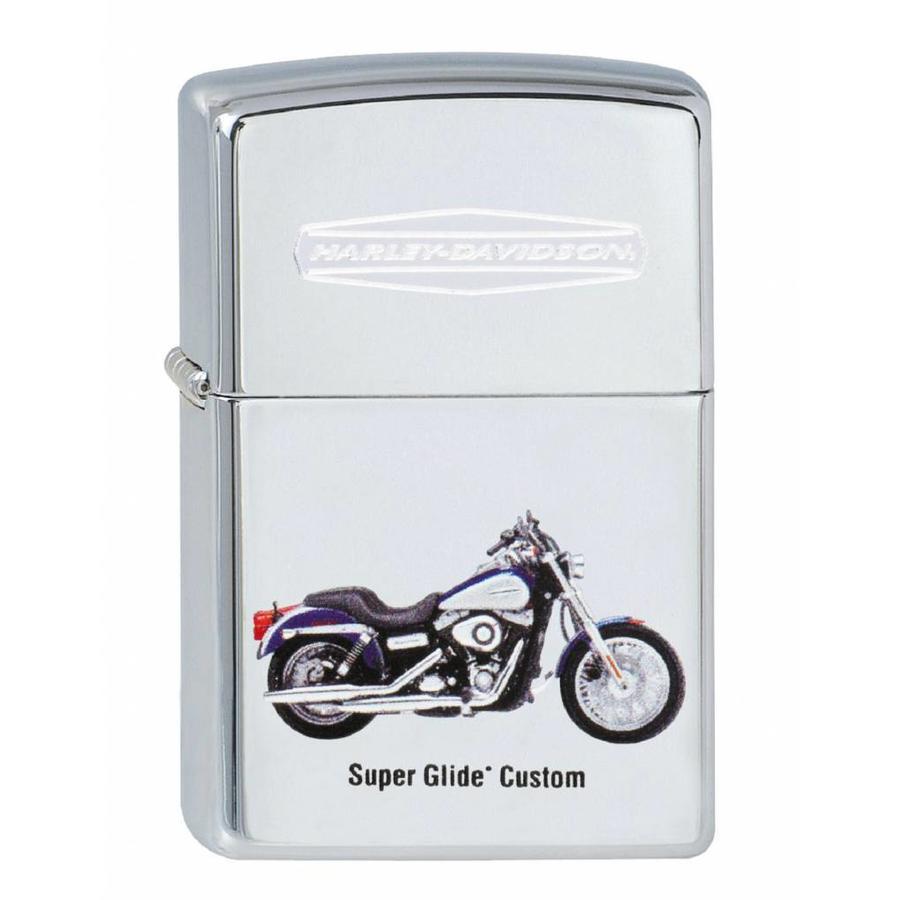 Aansteker Zippo Harley Davidson Dyna Super Glide