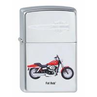 Lighter Zippo Harley Davidson Fat Bob