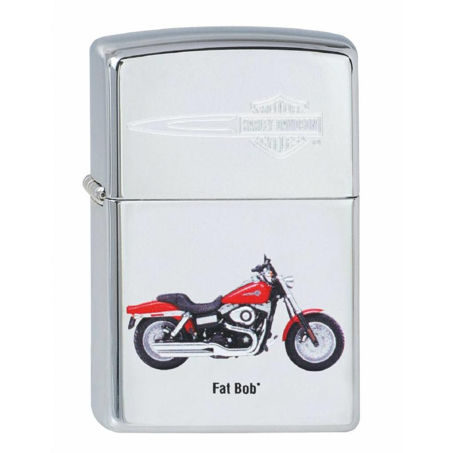 Aansteker Zippo Harley Davidson Fat Bob