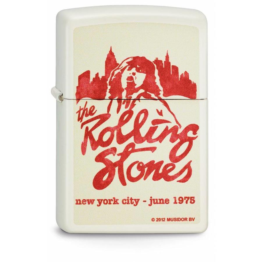 Lighter Zippo Rolling Stones