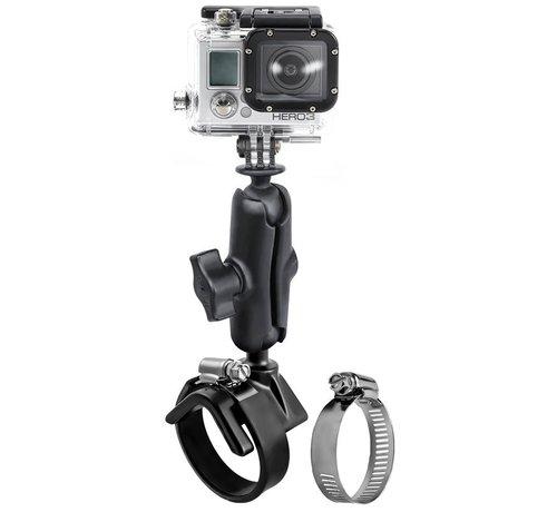 RAM Mount V-Base Strap Mount met GoPro® Camera Ball Adapter