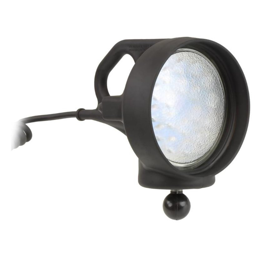 Spatwaterdichte LED Spotlight met spanband montage