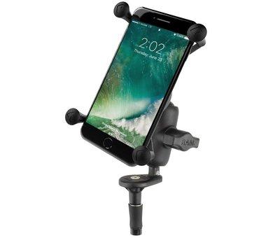 RAM Mount Balhoofdsteun Large Smartphone X-Grip set