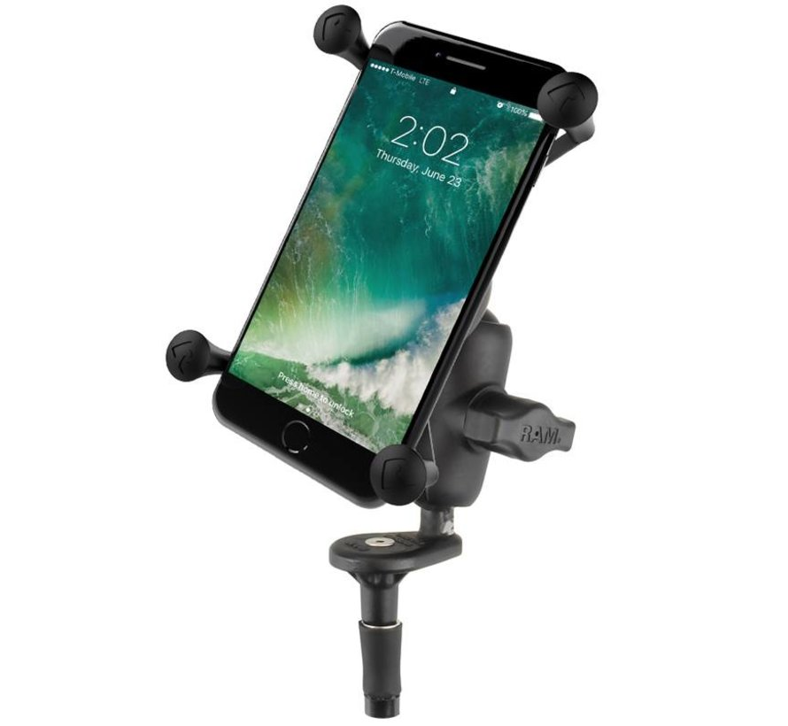 Balhoofdsteun Large Smartphone X-Grip set