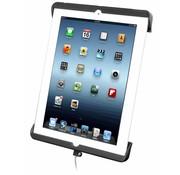 RAM Mount iPad 4 zonder hoes Lightning docking klemhouder TABD14U