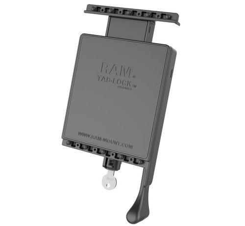 RAM Mount Universele Tab-Lock losse achterplaat met anti-diefstalslot