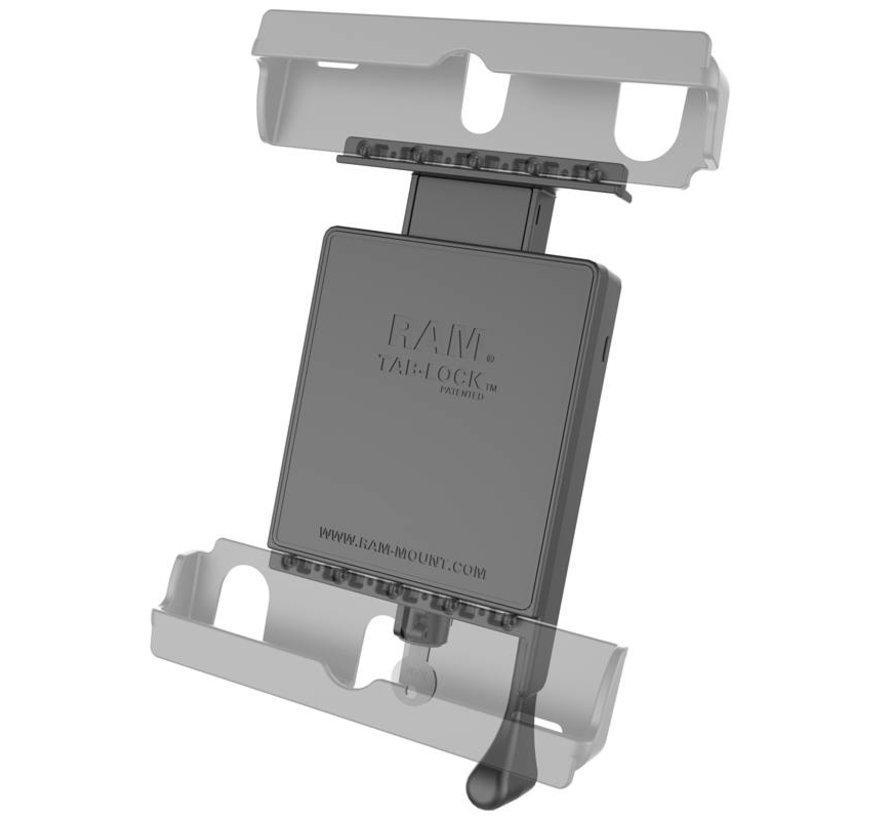 Universele Tab-Lock losse achterplaat met anti-diefstalslot