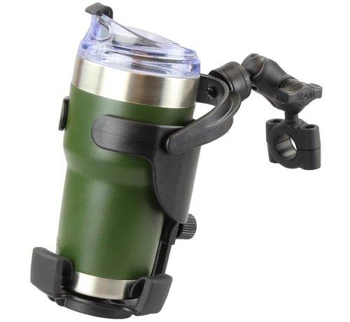 RAM Mount Balancerende drankhouder XL- Level Cup™ XL met Torque mount