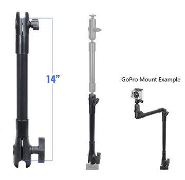RAM Mount Basis statief GoPro camera montage RAP-CB-201-14U