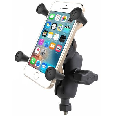 RAM Mount Toughball B-Kogel M6 bout met X-Grip houder smartphone set